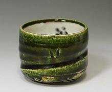 Japanese Pottery Oribe And Shino