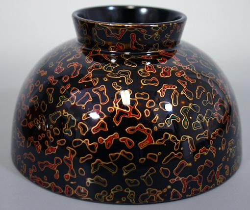 japanese lacquerware tsugaru nuri shiru wan soup bowl